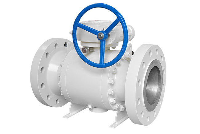 How do you replace ball valves?