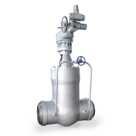 What is a high temperature and high pressure valve?