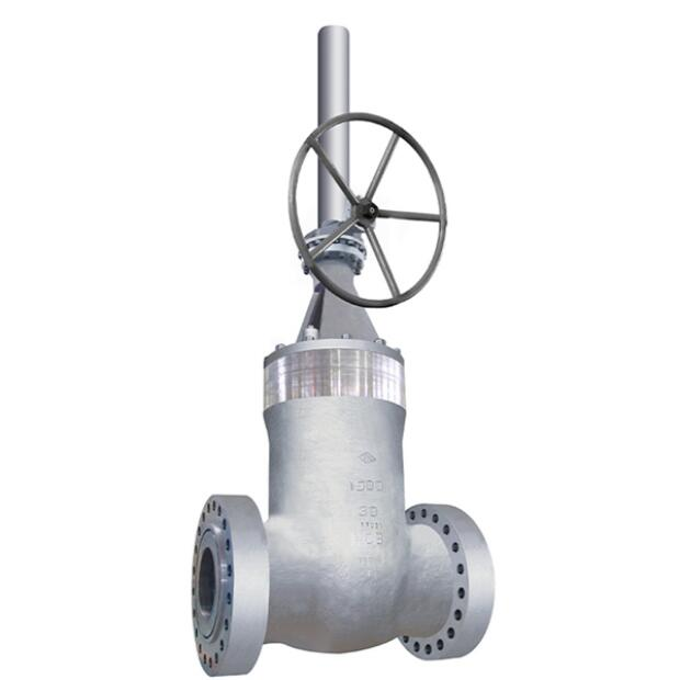 Precautions for use of high pressure valves
