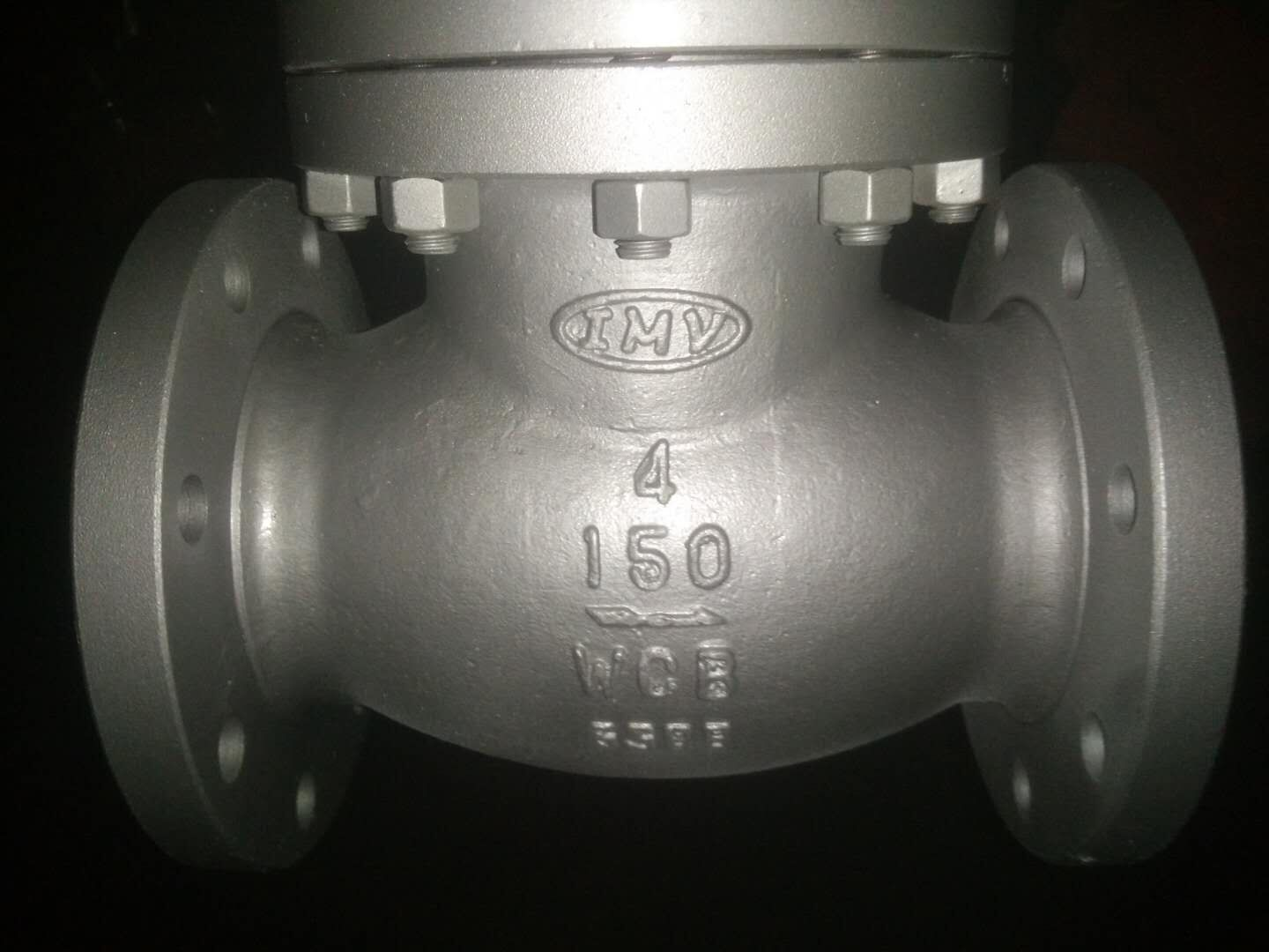 Silent check valve principle, characteristics, scope of application